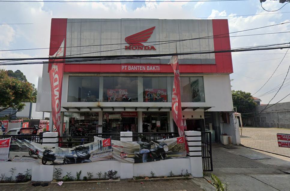 PT. Banten Bakti Motor Pandeglang