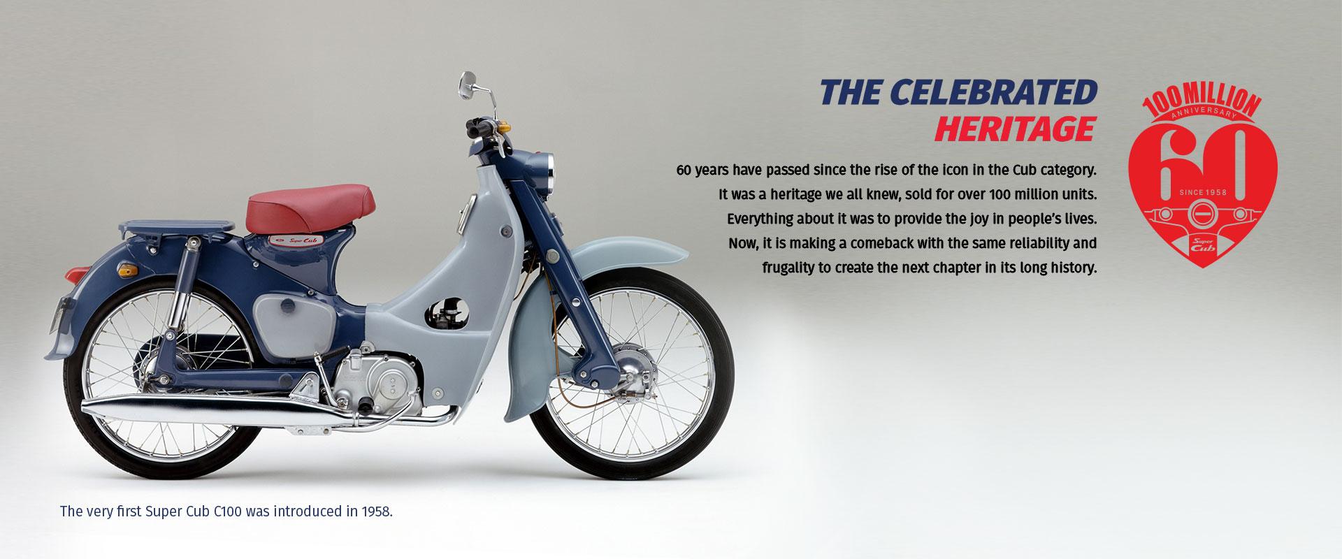Cub C125
