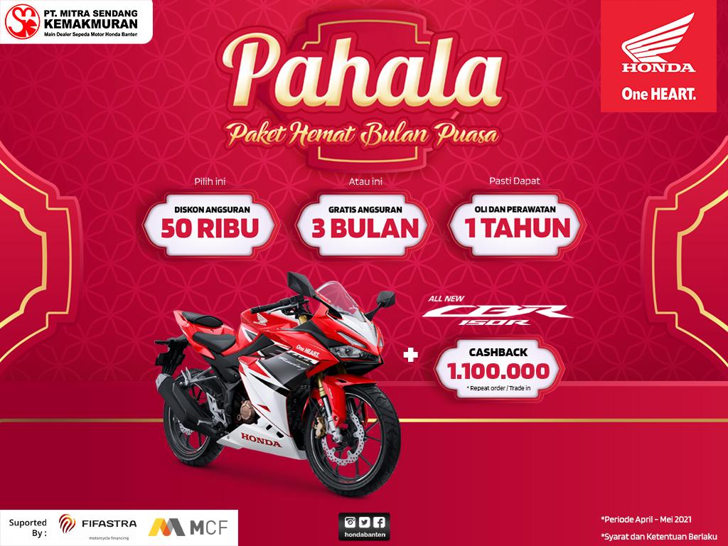 Pahala CBR150R