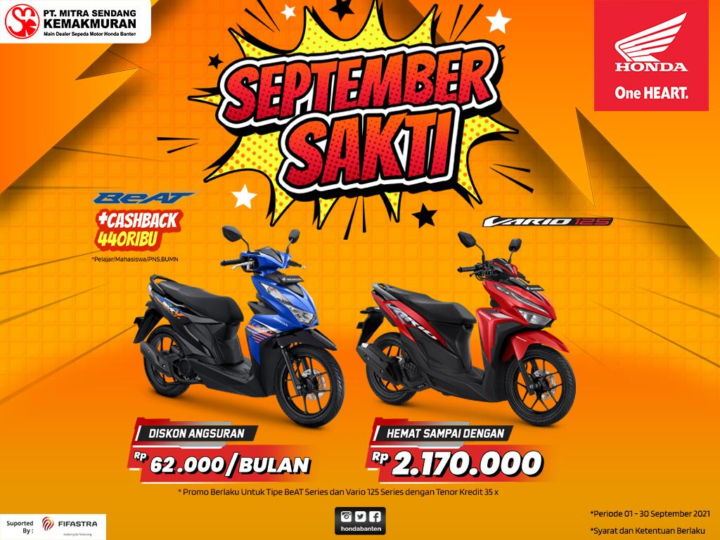 Promo September Sakti
